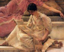 Y ¿qué pasó en Roma? Mujeres, ni educación superior ni Erasmus. Juvenal y sus Sátiras.