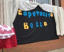 OBRAS DE TEATRO: CAPERUCITA Y BELLA