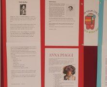 Escritoras y activistas de Hungría, Portugal, Italia y Turquía. Erasmus learn your culture y Librarium Innovated