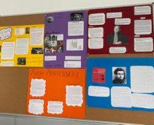 Erasmus Learn your culture: escritores europeos por 2º Bach. A