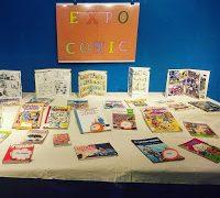 Día de las Bibliotecas, un día de cómic