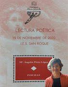 Aula de Poesía Enrique Díez-Canedo: Mª Ángeles Pérez López