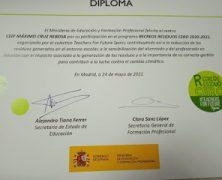 Diploma Residuos Cero