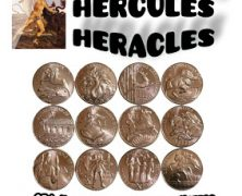 Día Internacional del Libro. 23 – abril – 2020. Los 12 trabajos de Hércules/Heracles
