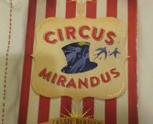 Reseña de alumnos de 1º de la ESO: Circus MIrandus