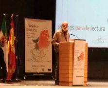 Asistencia a las V Jornadas de Bibliotecas Escolares de Extremadura